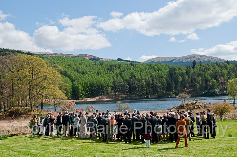 Wedding at Glentrool