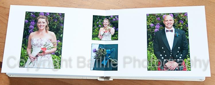 Wedding Photograph Album