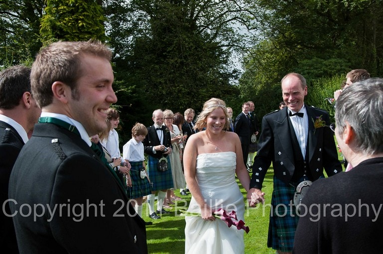 Craigadam Wedding Photos