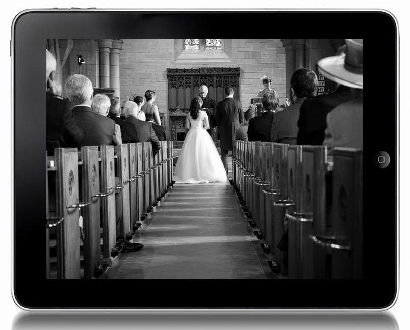Digital Wedding Album