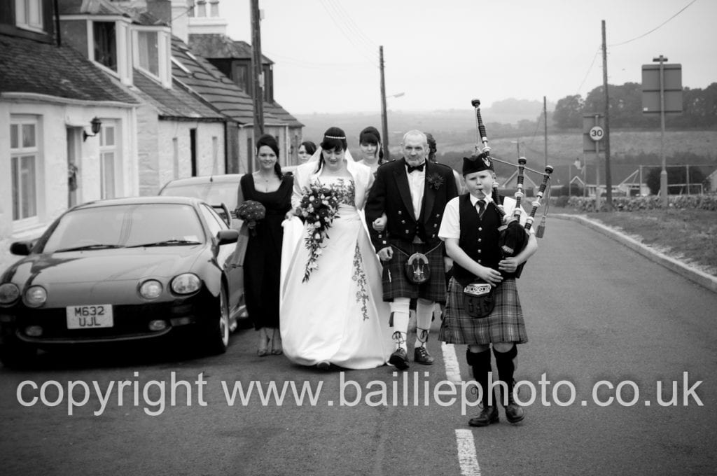 Kirkcowan Wedding