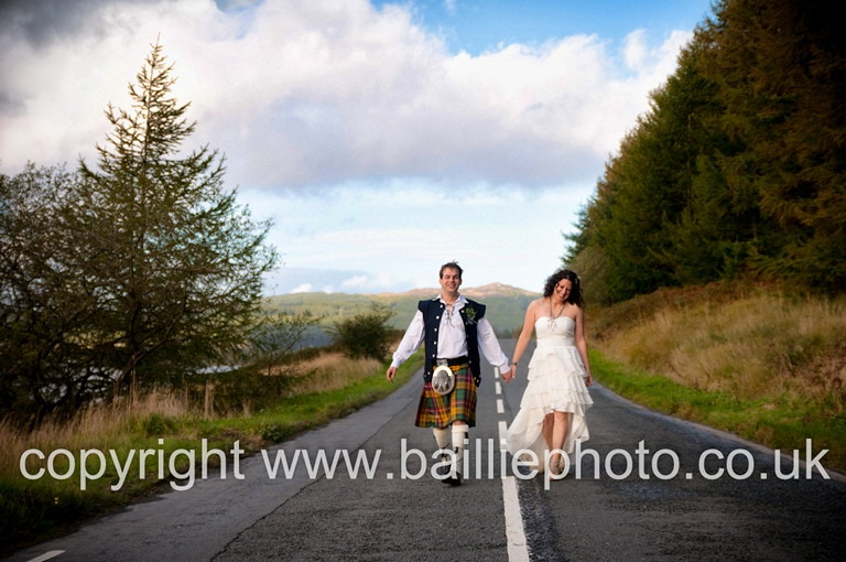 Wedding Photography Galloway