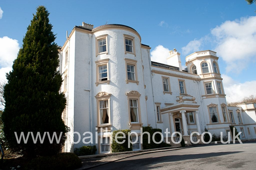 Wedding Reception at Kirroughtree House