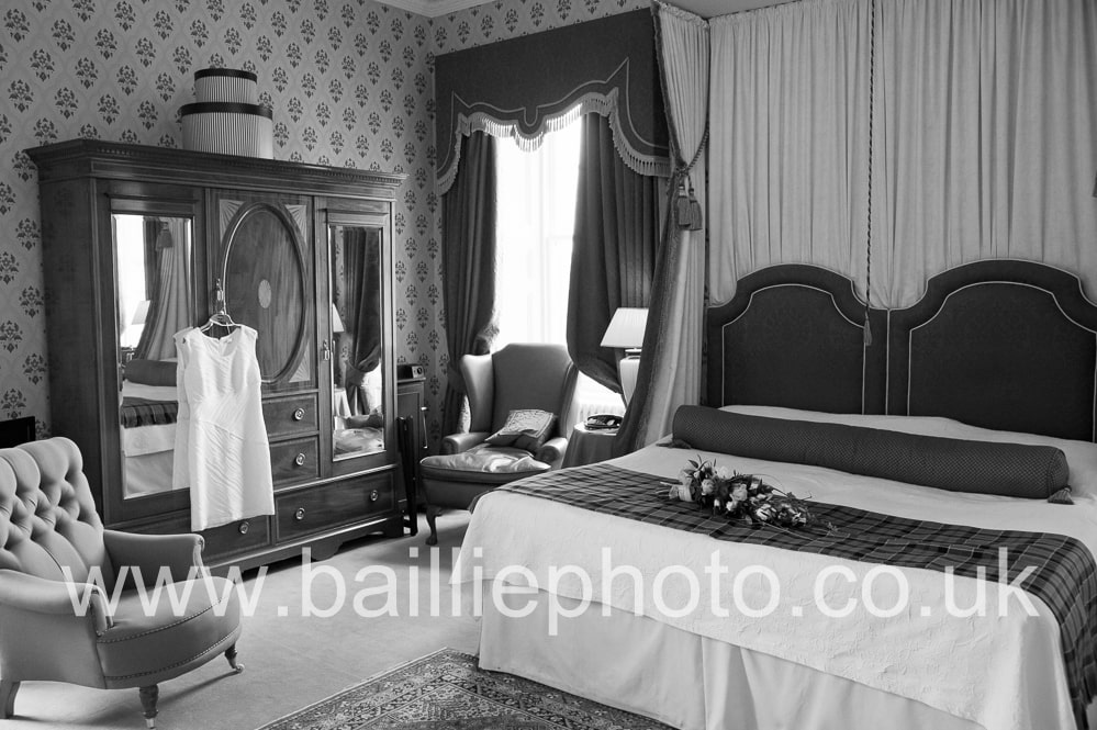 Glenapp Castle Bridal Suite