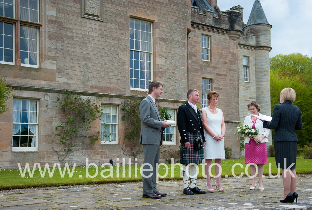 Glenapp Castle Wedding Photography