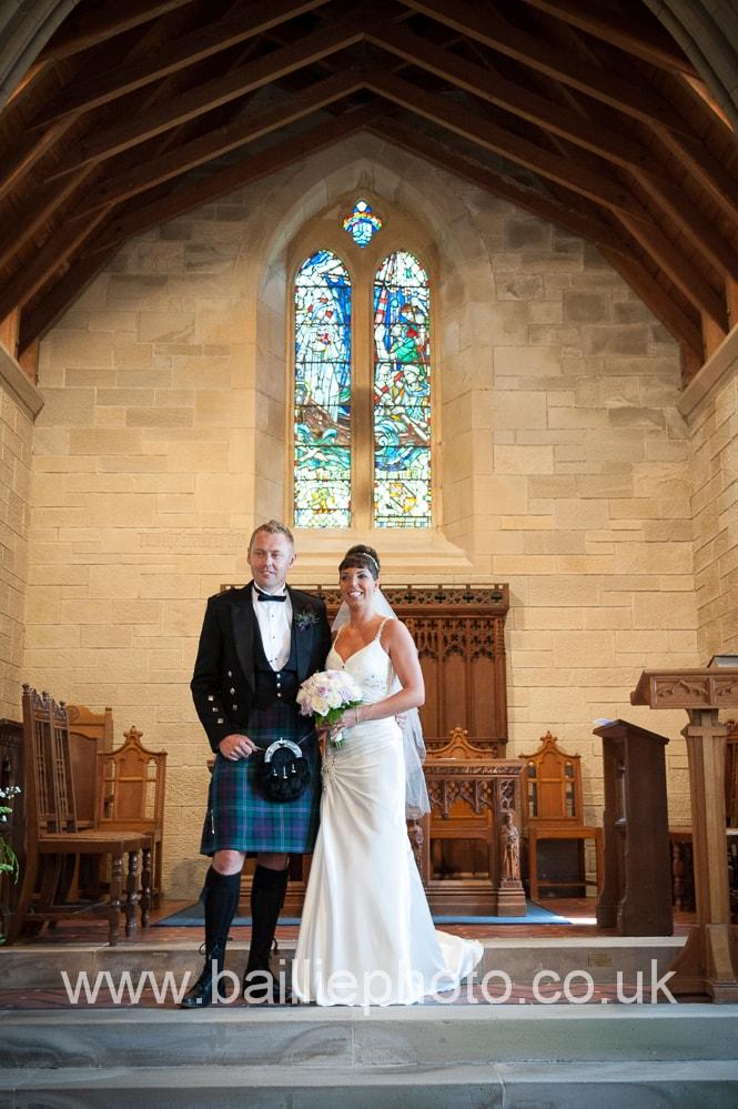 Ardwell Church Wedding