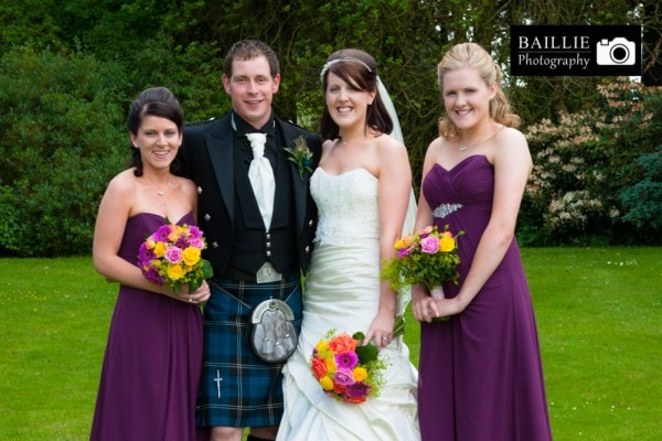 Wedding Photographer Dumfries and Galloway