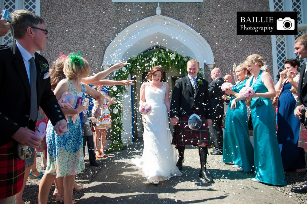 Ballantrae Wedding