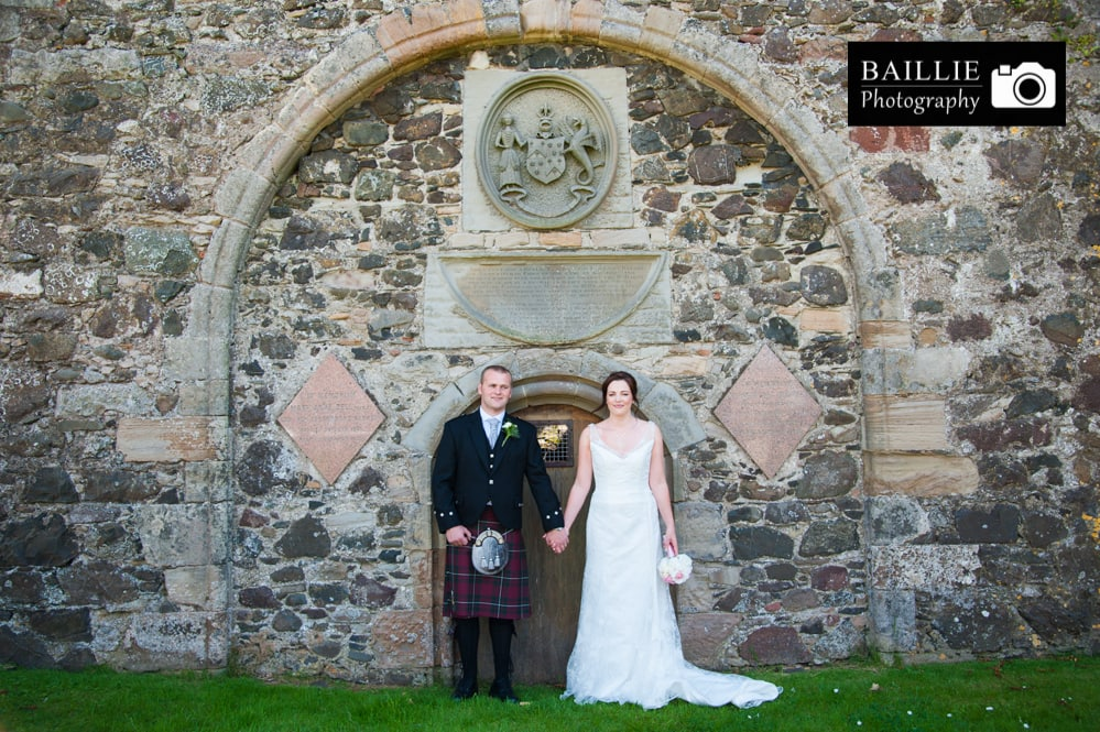 Ayrshire Wedding