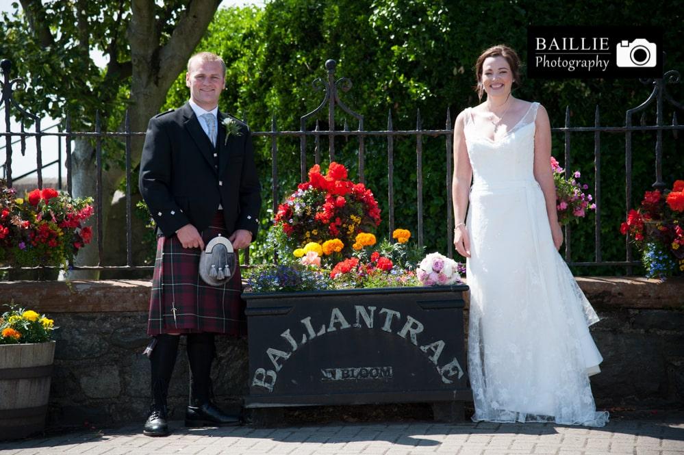 Ballantrae Wedding Photography