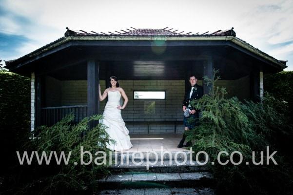 Wedding at Threave Gardens