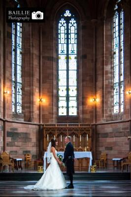 Crichton Church Wedding