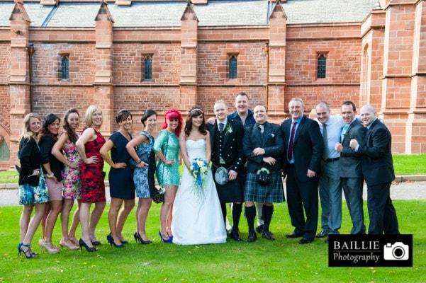 Easterbrook Hall Wedding