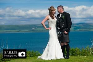Stranraer Golf Club Wedding