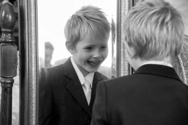 Pageboy photograph