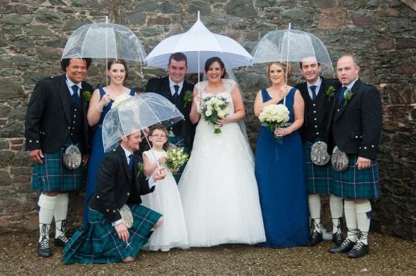 Galloway Wedding