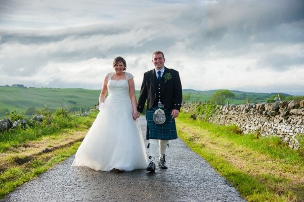 wigtownshire wedding