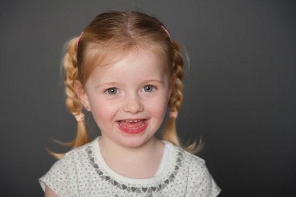 Childs Portrait