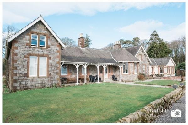 Orroland Lodge Wedding