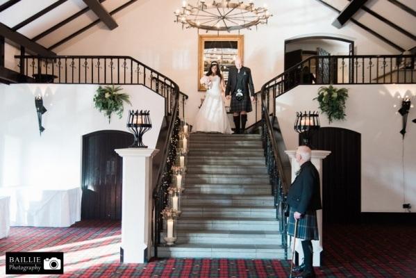 Brig o' Doon Wedding