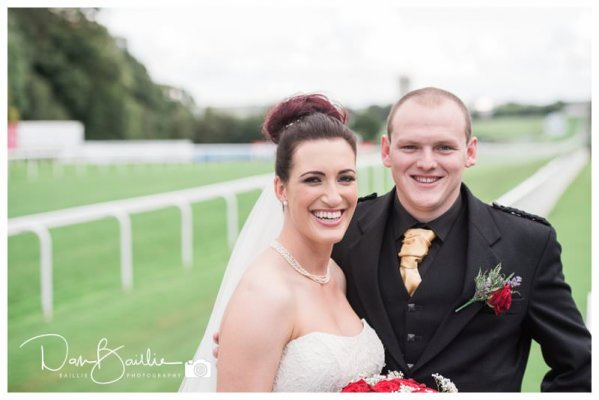 Hamilton Racecourse Wedding
