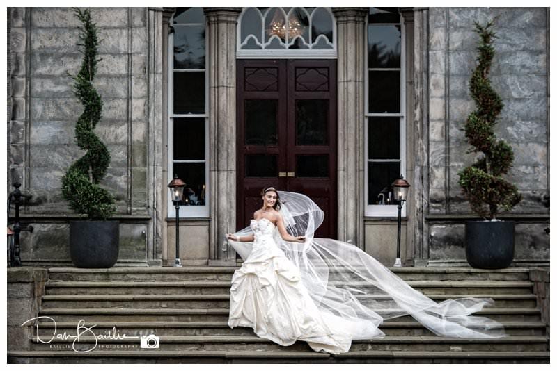 Airth Castle Wedding