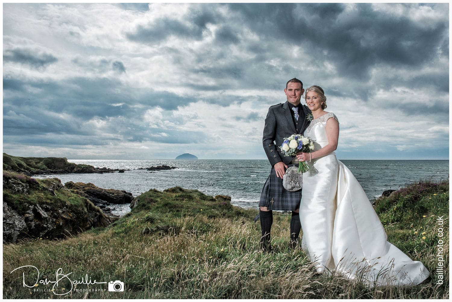 Wedding Ailsa Craig