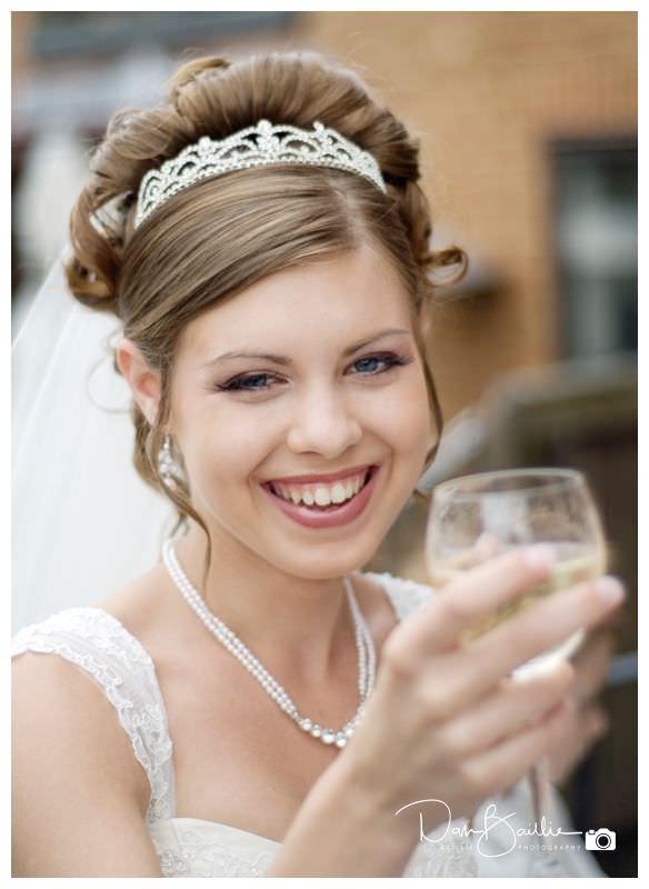 Bride Toast