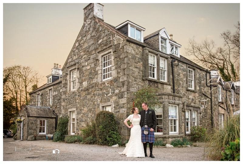Megan and John's Wedding at the Creebridge Hotel