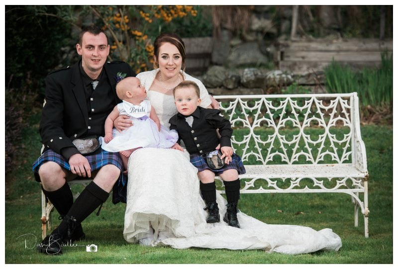 Bride and Groom Family