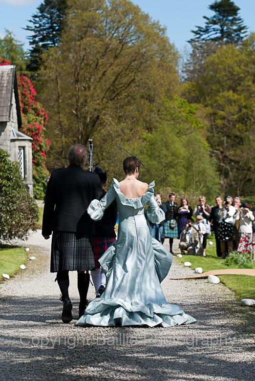 Wedding at Glentrool