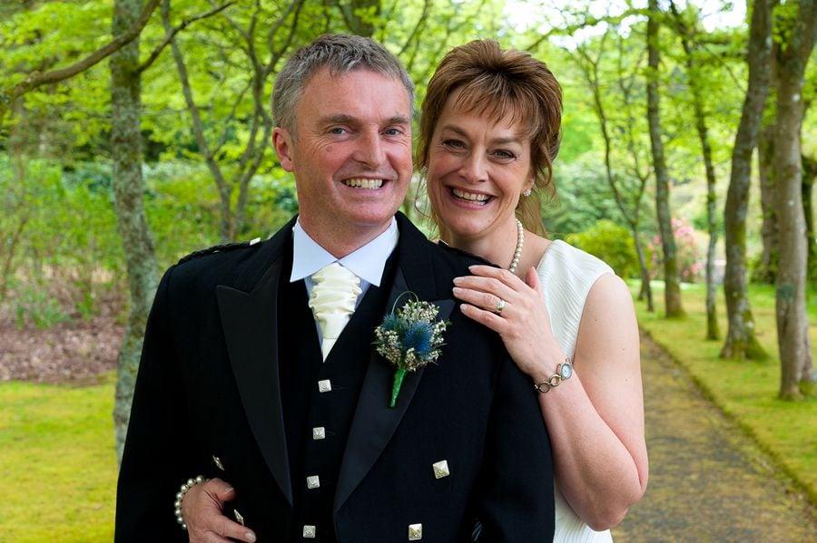 Wedding at Glenapp