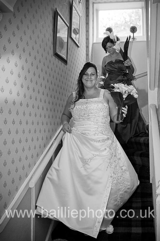 Newton Stewart wedding