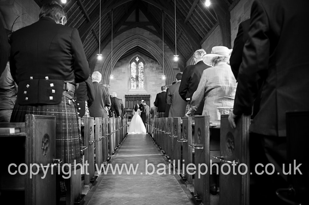 Wedding at Ardwell
