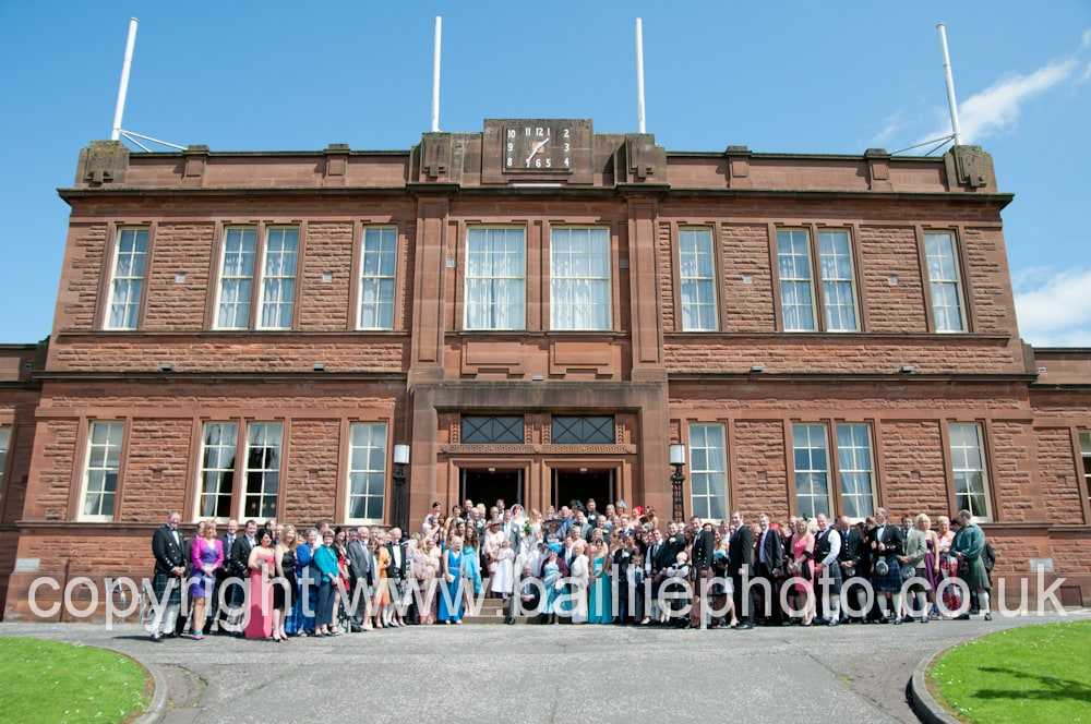 Easterbrook Hall Civil Partnership