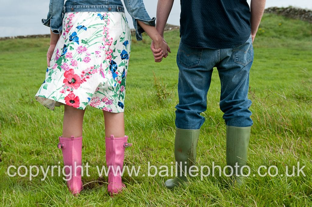 Whithorn Engagement Photoshoot