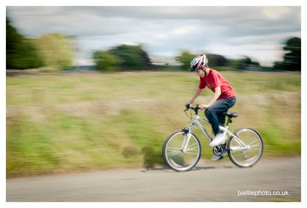 Cycling Galloway