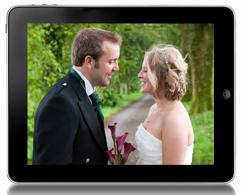 Digital Wedding Album