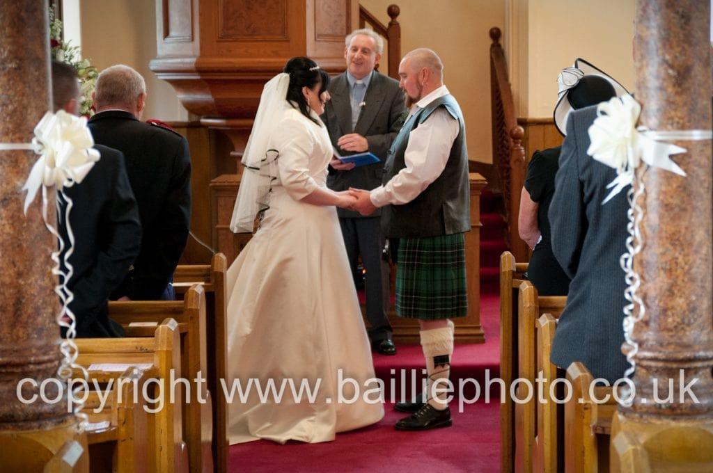 Kirkcowan Wedding