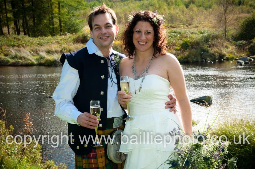 New Galloway Wedding