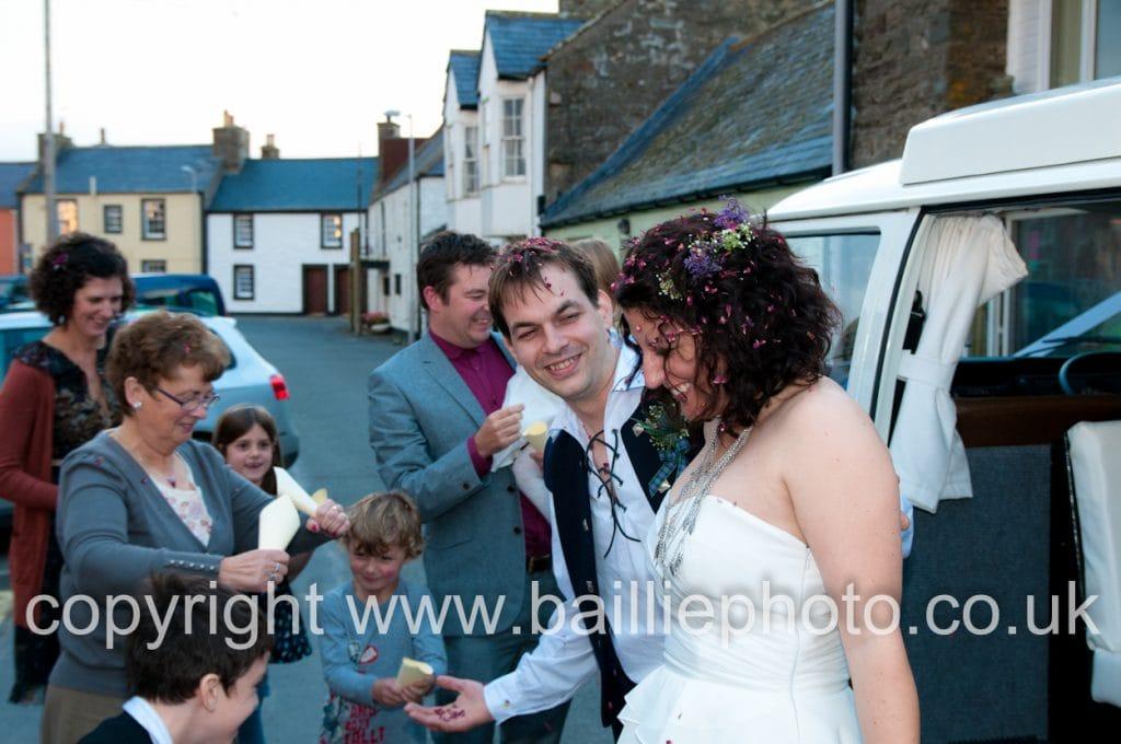 Steam Packet Wedding