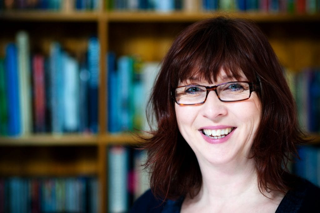 Headshot of Local Author