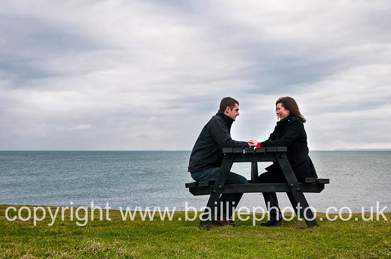 Romantic photo