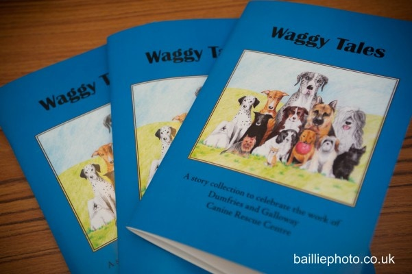 Waggy Tales Book