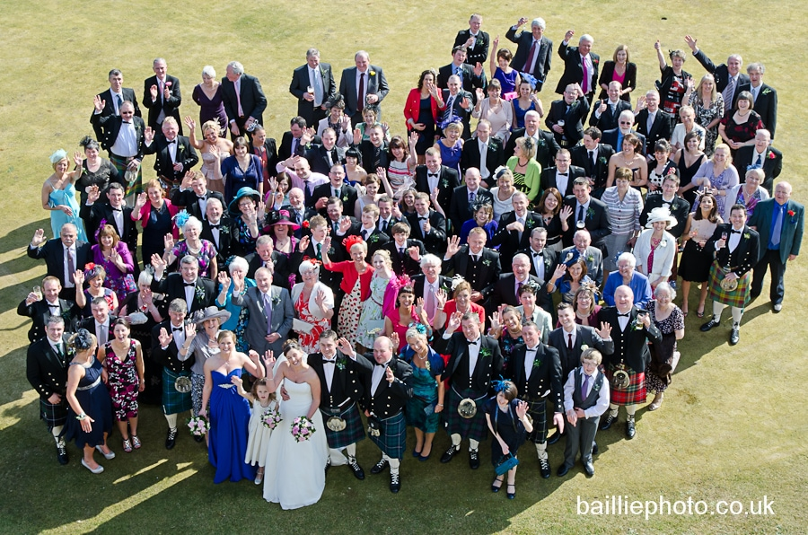 Cally Palace Wedding