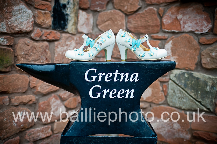 Wedding at Gretna Green