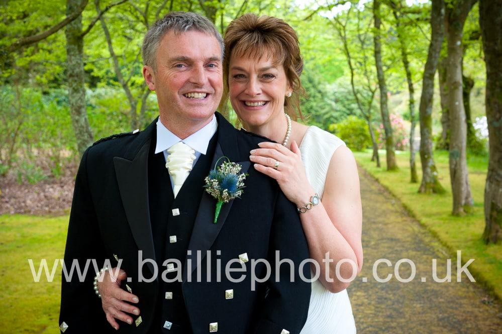 Wedding Photographs Glenapp Castle