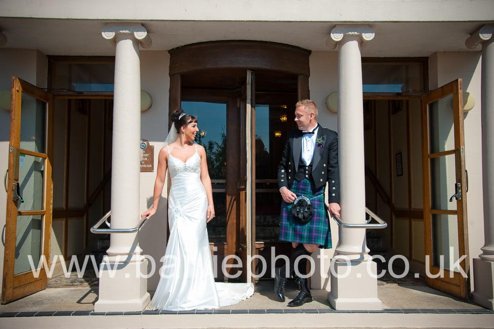 North West Castle Wedding