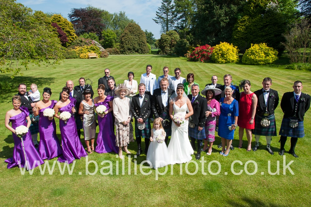 Ardwell House Wedding