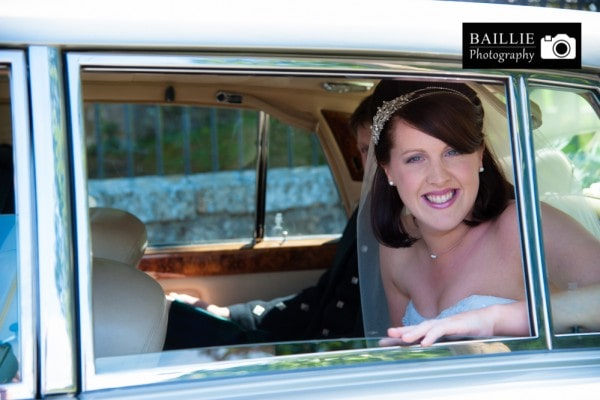 Wedding Photographer Newton Stewart